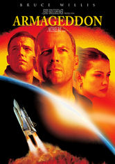 Rent Armageddon on DVD