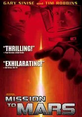 Rent Mission to Mars on DVD