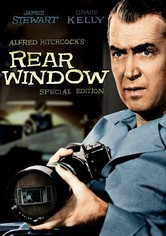 Rent Rear Window on DVD