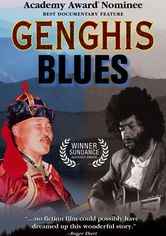 Rent Genghis Blues on DVD