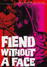Rent Fiend Without a Face on DVD