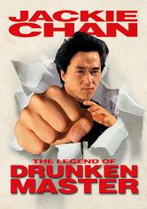 Rent The Legend of Drunken Master on DVD