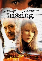 Rent Missing on DVD