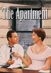 Rent The Apartment on DVD
