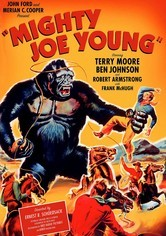 Rent Mighty Joe Young on DVD