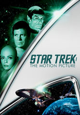 Rent Star Trek: The Motion Picture on DVD