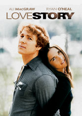 Rent Love Story on DVD