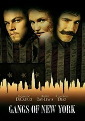 Rent Gangs of New York on DVD