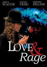 Rent Love & Rage on DVD