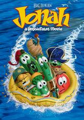 Rent Jonah: A VeggieTales Movie on DVD