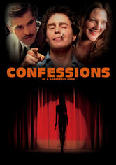 Rent Confessions of a Dangerous Mind on DVD