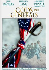 Rent Gods and Generals on DVD