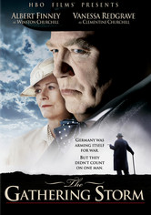 Rent The Gathering Storm on DVD