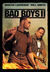Rent Bad Boys II on DVD