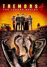 Rent Tremors 4: The Legend Begins on DVD