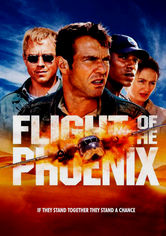 Rent The Flight of the Phoenix on DVD
