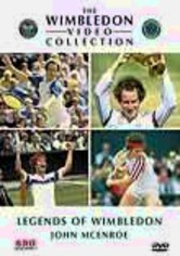 Rent Legends of Wimbledon: John McEnroe on DVD