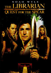 Rent The Librarian: Quest for the Spear on DVD