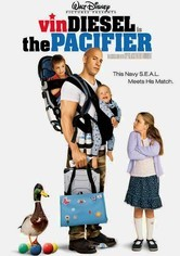 Rent The Pacifier on DVD