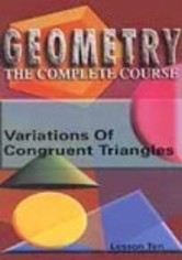 Rent Variations of Congruent Triangles on DVD