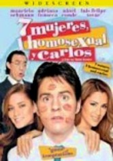 Rent 7 Mujeres, 1 Homosexual y Carlos on DVD
