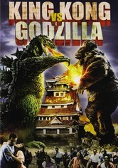 Rent King Kong vs. Godzilla on DVD