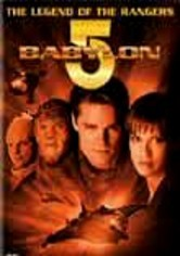 Rent Babylon 5: The Legend of the Rangers on DVD