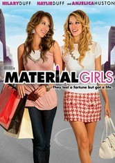 Rent Material Girls on DVD