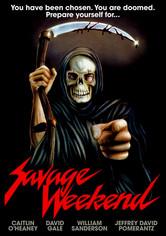 Rent Savage Weekend on DVD