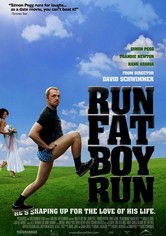 Rent Run, Fatboy, Run on DVD