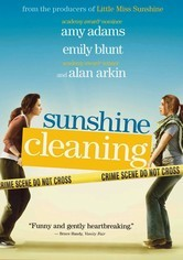 Rent Sunshine Cleaning on DVD