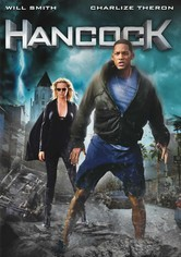 Rent Hancock on DVD