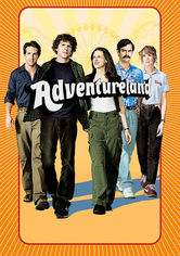 Rent Adventureland on DVD