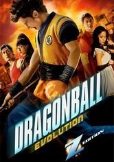 Rent Dragonball: Evolution on DVD