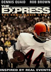 Rent The Express on DVD