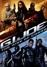Rent G.I. Joe: The Rise of Cobra on DVD