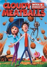 Rent Cloudy with a Chance of Meatballs on DVD