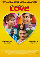 Rent Accidental Love on DVD