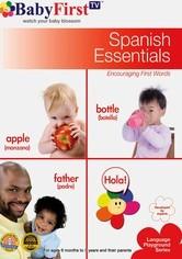 Rent BabyFirstTV: Spanish Essentials on DVD