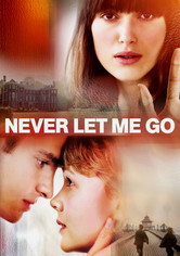 Rent Never Let Me Go on DVD