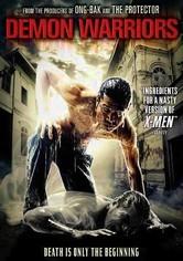 Rent Demon Warriors on DVD