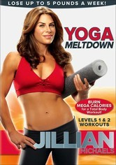 Rent Jillian Michaels: Yoga Meltdown on DVD