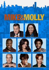 Rent Mike & Molly on DVD