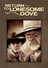 Rent Return to Lonesome Dove on DVD