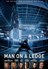 Rent Man on a Ledge on DVD