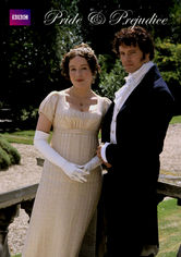 Rent Masterpiece Classic: Pride and Prejudice on DVD
