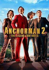 Rent Anchorman 2: The Legend Continues on DVD