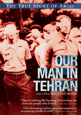 Rent Our Man in Tehran on DVD