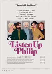 Rent Listen Up Philip on DVD