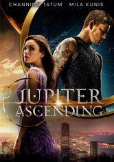 Rent Jupiter Ascending on DVD